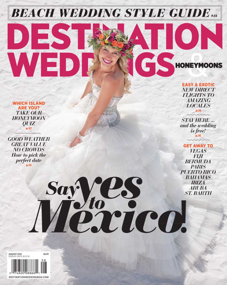 La-vie-en-rose-wedding-destination-honeymoon-magazine-cover-tampa