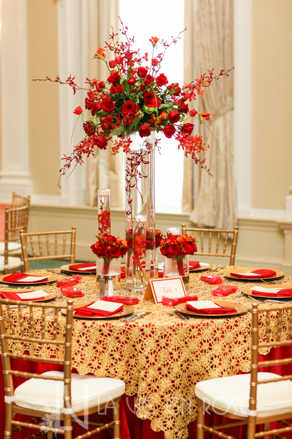 la-vie-en-rose-red-gold-chargers-guest-table-chiavari-chair-centerpiece-overlay-floating-candle-cymbidium-orchid-mokara-orchid-freesia-ranunculus-tulip-mini-calla-vinoy-renaissance-saint-petersburg-resort-and-golf-club-florida