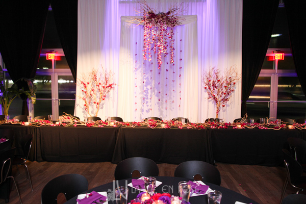 la-vie-en-rose-head-table-pruple-tree-branch-drape-swarovski-crystal-backdrop-nova-353-st.pete-florida