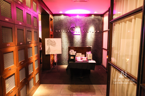 la-vie-en-rose-fuchsia-uplighting-guest-table-suite-passes-grill-one-sixteen-tampa-florida