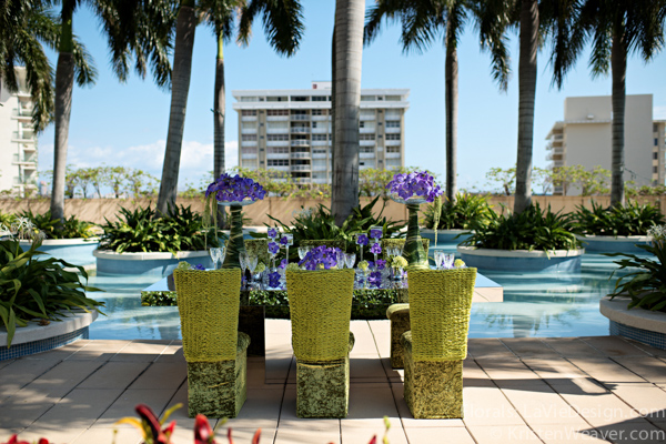 la-vie-en-rose-grace-ormonde-table-top-shoot-green-purple-miami-four-seasons-florida