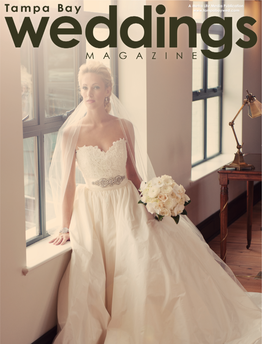 la-vie-en-rose-tampa-bay-wedding-magazine-winter-2012-cover-shoot