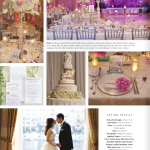 Farrah and Tariq's Wedding at the Waterside Marriott is Featured in Tampa Bay Wedding's Magazine